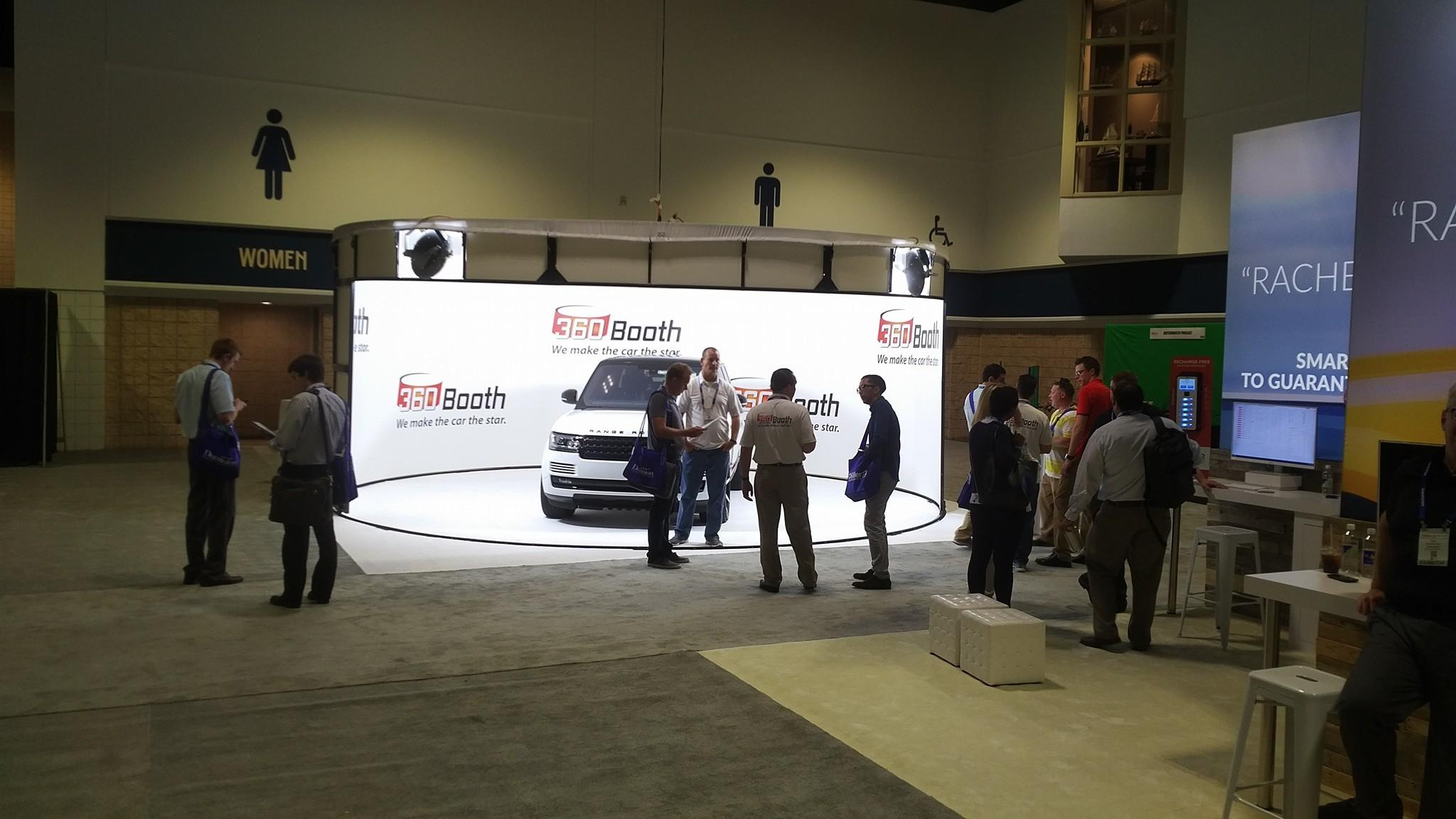 360Booth   Automobile Photo Booth   We Make the Car the Star